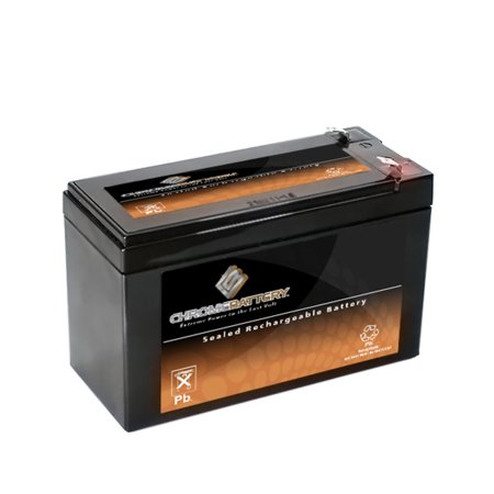 12V 8AH Sealed Lead Acid (SLA) Battery for GP1272 F2 GP 1272 28W