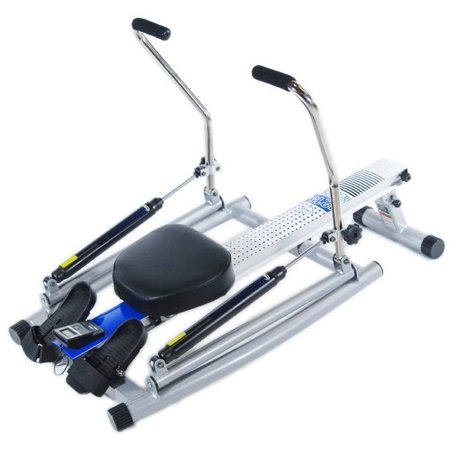 Stamina Products - 1215 Orbital Rower with Free Motion Arms 35-1215