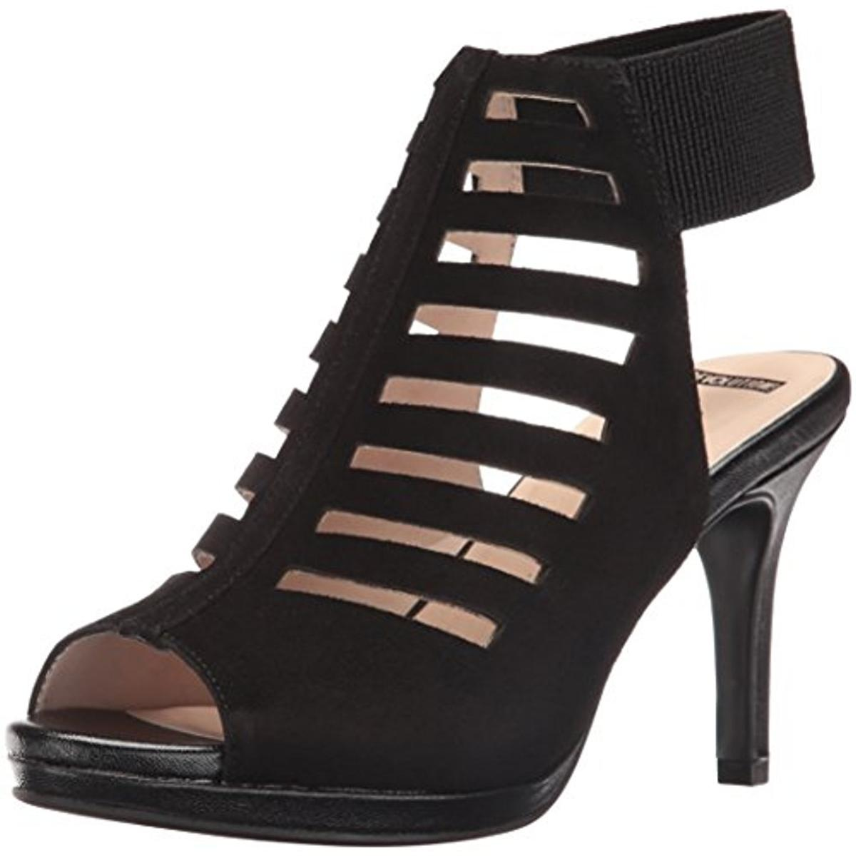 Lifestride Womens Absolutely Not Suede Cut-Out Dress Pumps by LifeStride