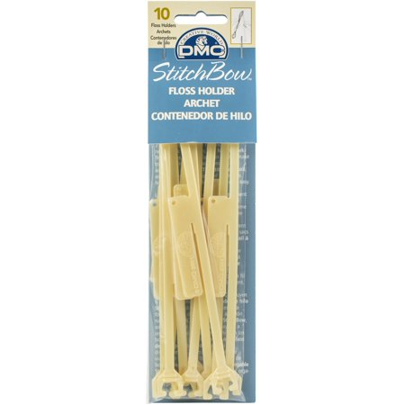 DMC StitchBow Floss Holders, 10 Count