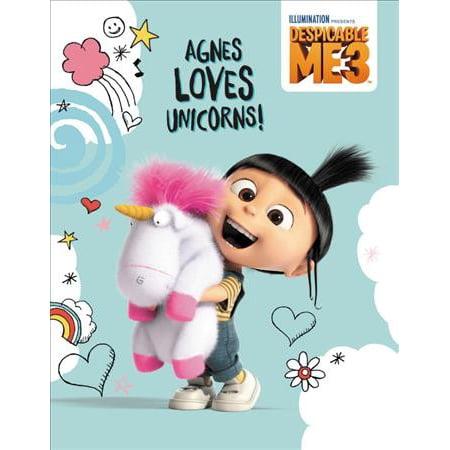 Despicable Me 3: Agnes Loves Unicorns!](Agnes From Despicable Me)
