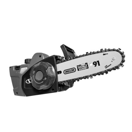 Snow Joe GTS4000E-8CS-CGY Chain Saw Attachment for Lawn Care System GTS4000E | 8 Inch · 7-Amp