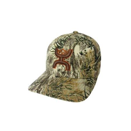 a66c0486 HOOey Hat Boys Baseball Cap Camo Gameguard Flexfit Camo GG003-Y ...