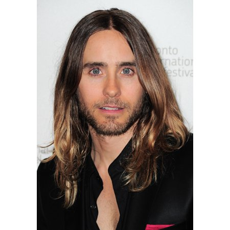 Jared Leto At Arrivals For Dallas Buyers Club Premiere At The Toronto International Film Festival Stretched Canvas -  (16 x 20) ()