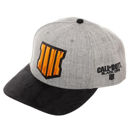 Call of Duty: Black Ops 4 Snapback Cap (Call Of Duty Black Ops Birthday Party Supplies)