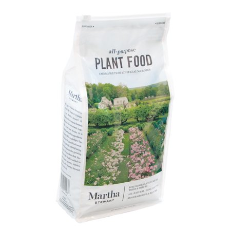 Martha Stewart MTS-APFRT-8LB All Purpose Plant Food for Flowers, Shrubs, and Vegetables (Halloween Food Recipes Martha Stewart)