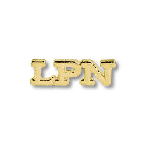 Prestige Medical Licensed Practical Nurse Letter Tacs (Set of 2)