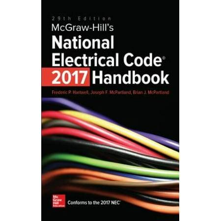 Mcgraw Hills National Electrical Code 2017 Handbook