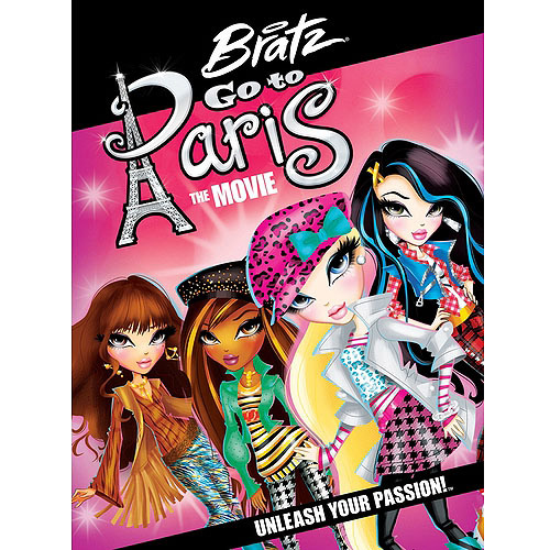 Bratz Go To Paris: The Movie (Widescreen)