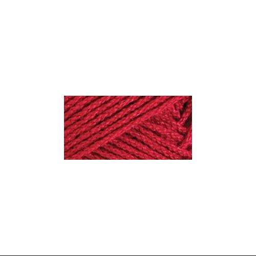 Red Heart LusterSheen Yarn-Cherry Red