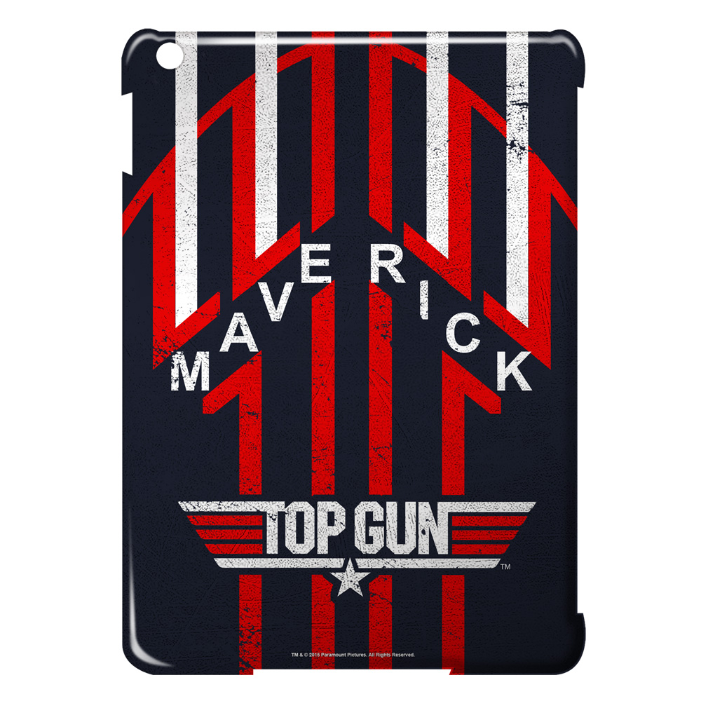 Top Gun Maverick Ipad Air Case White Ipa