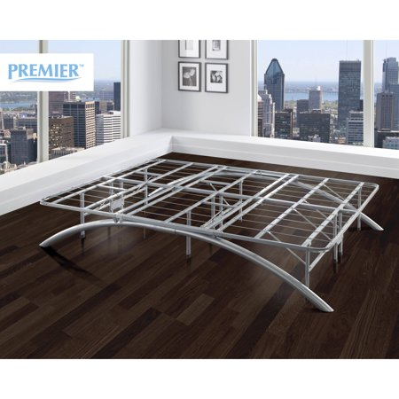 Premier Ellipse Arch Platform Bed Frame, Multiple Colors, Multiple -