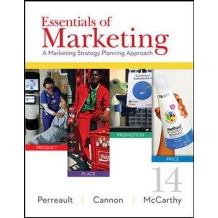 Essentials of Marketing A Marketing Strategy Planning Approach by McGraw Hill Higher