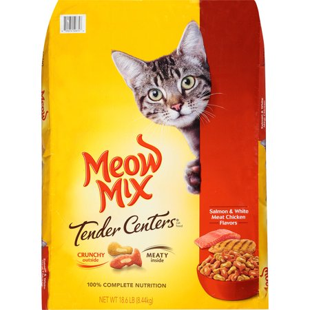 Meow Mix Cat Food Upc Numbers