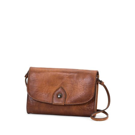 Flap Leather Shoulder Bag