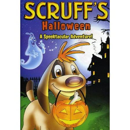 Scruff's Halloween (Full Frame)