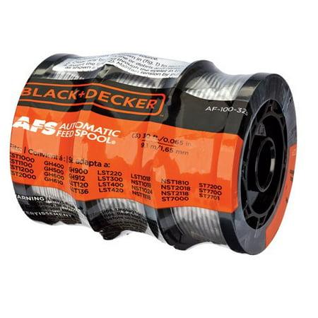 Black and Decker AF-100-3ZP 30ft 0.065