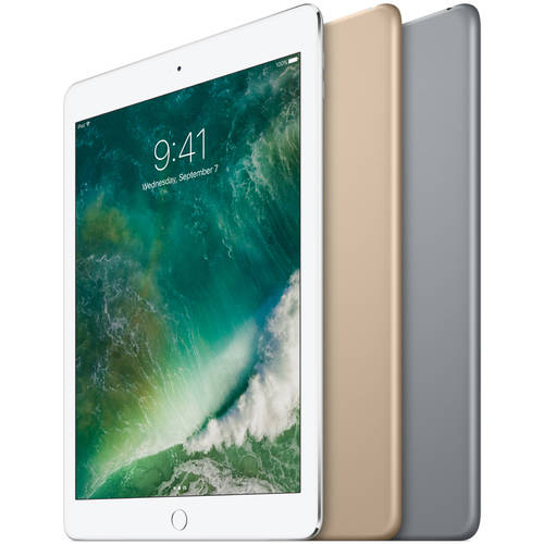 "Refurbished Apple iPad Air 2 64GB 9.7"" Retina Display Wi-Fi Tablet - Space Gray - MGKL2LL/A"