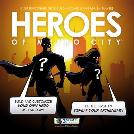 Heroes of Metro City - image 2 de 2