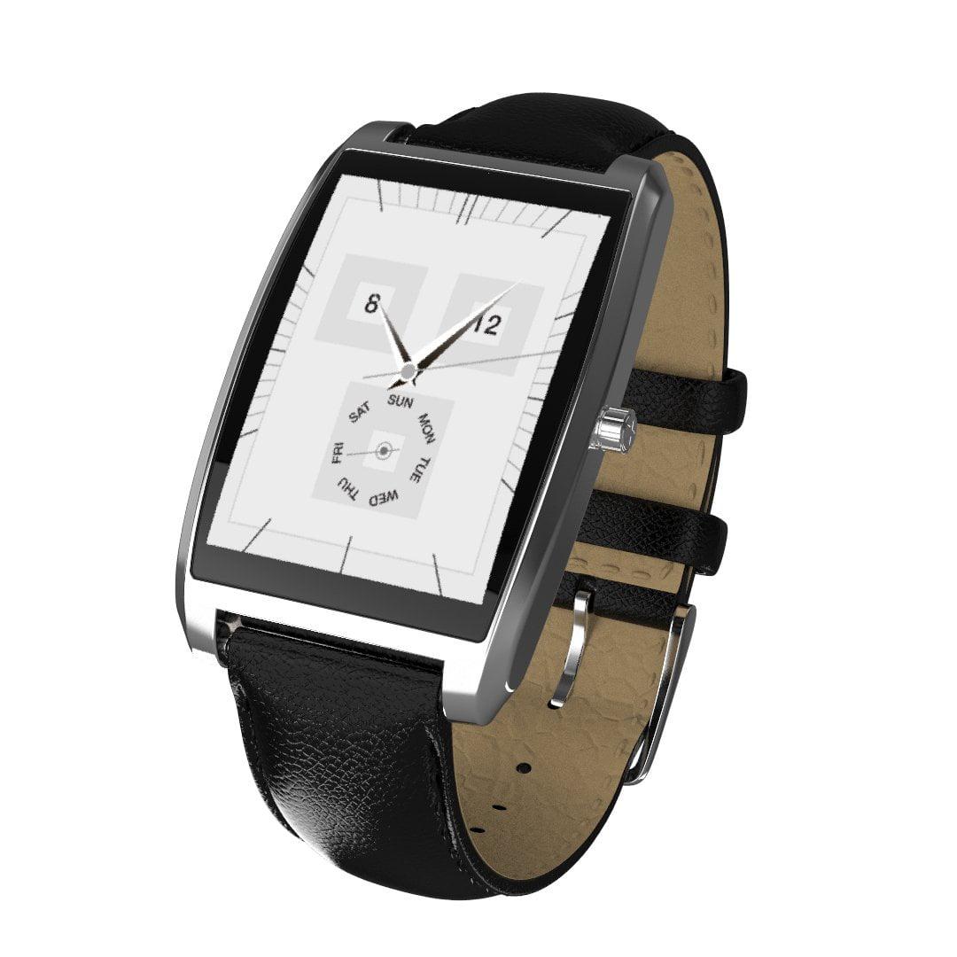 Karacus Triton Smart Watch, Metallic Silver