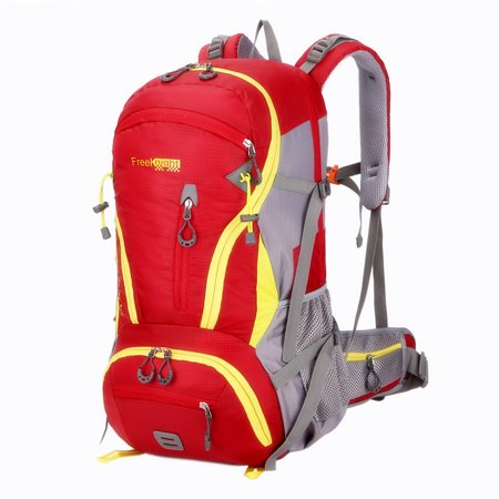 df07031da305 UBesGoo 45L Sports Bag Hiking Backpacks Waterproof Molle Bag Outdoor  Climbing Rucksack Mountaineering Bags Camping Backpack - Walmart.com