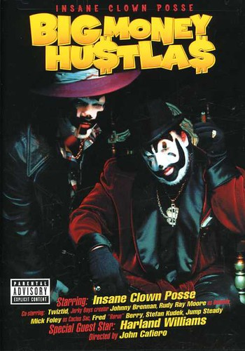 Insane Clown Posse: Big Money Hustla$ (DVD) by ISLAND