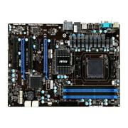MSI 970A-G46 - Motherboard - ATX - Socket AM3+ - AMD 970 - USB 3.0 - Gigabit LAN - HD Audio (8-channel)