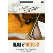 Heart & Virtuosity: International Violin by