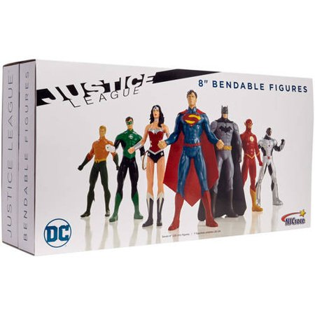 NJ Croce DC Comics - Justice Leauge 8