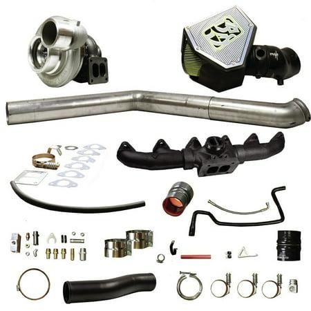 (BD Diesel S467 Turbo Kit (Requires External Wastegate) - 2010-2012 Dodge 6.7L Cummins)