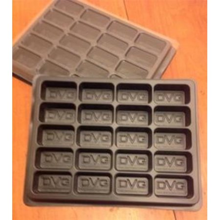 Deep Dish Counter Trays (5) New Counter Change Tray