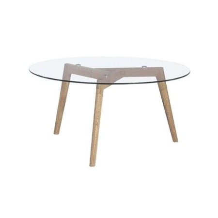 diamond sofa monarch coffee table