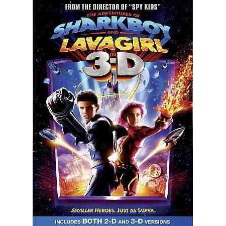 Miramax 6559992 Adventures Of Sharkboy And Lavagirl [dvd]