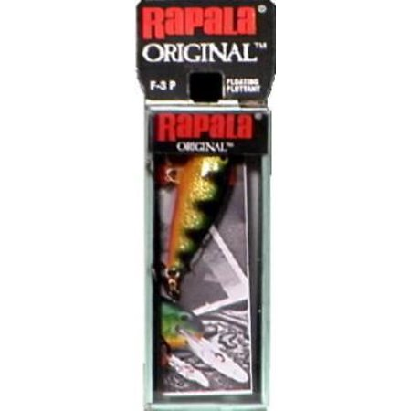 Rapala Floating 07 Silver Fishing Lure Only One