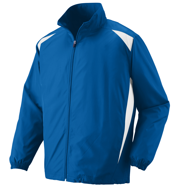 Augusta Sportswear Womens Premier Jacket XL Royal//White