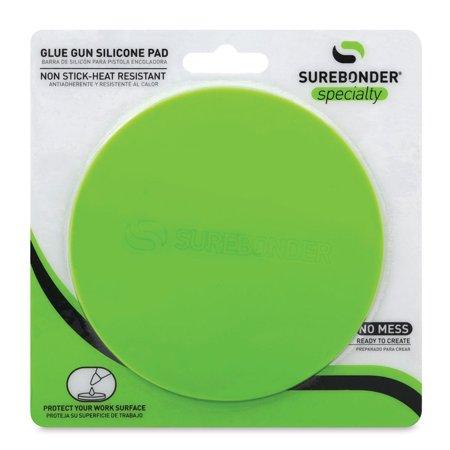 """Surebonder Glue Gun Pad 4"""" Round"""