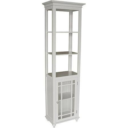 Heritage Linen Tower  White. Heritage Linen Tower  White   Walmart com