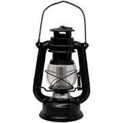 Sentry Railroad 12-LED Lantern, Black