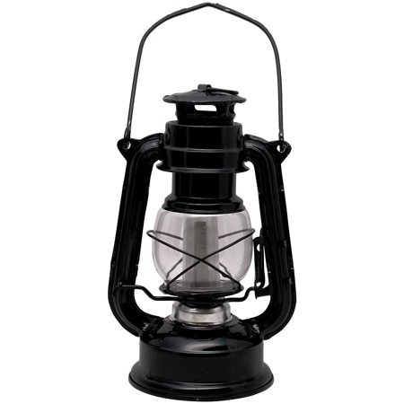 sentry railroad 12 led lantern black