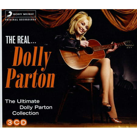 Real Dolly Parton (CD)