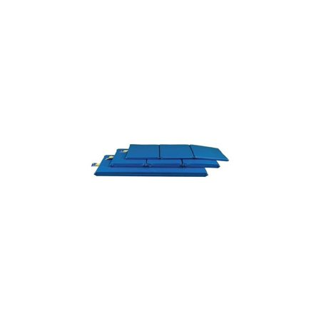 3-Section Rest Mat (2 Pack 1 in. Thick) ()