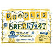 Doodles at Breakfast : 36 Tear-Off Placemats
