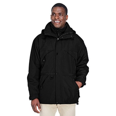 Ash City - North End Adult 3-in-1 Parka with Dobby