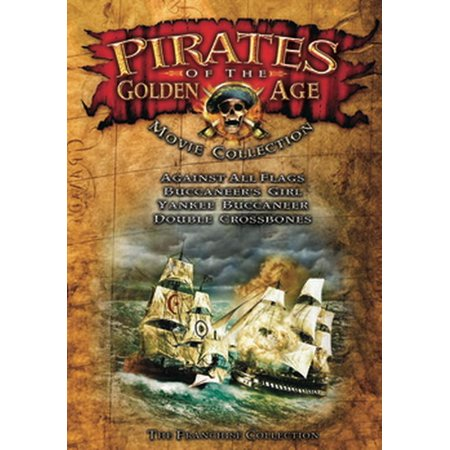 (Pirates Of The Golden Age Movie Collection (DVD))