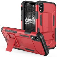 ZV Slim Dual-Layered Shockproof Case for iPhone X/XS/XS MAX/XR/7/7Plus/8/8 Plus