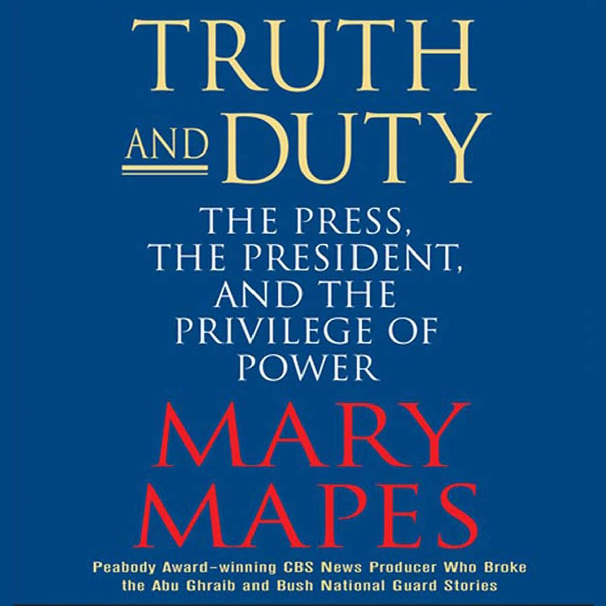 Truth and Duty - Audiobook