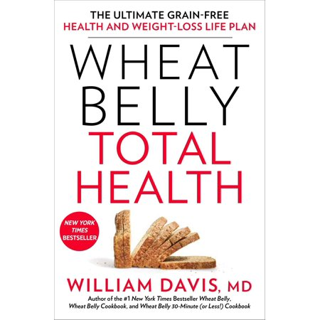 Wheat Belly Total Health - eBook