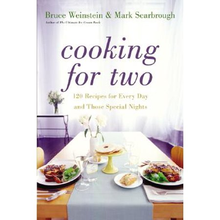120 Day Supply - Cooking for Two : 120 Recipes for Every Day and Those Special Nights