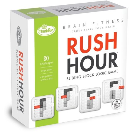 ThinkFun Rush Hour Brain Fitness Game