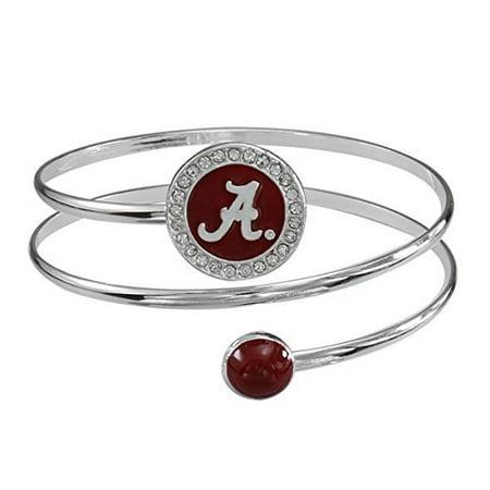 Double Wrap Around Bracelet - Alabama Crimson Tide Wrap Around Bracelet